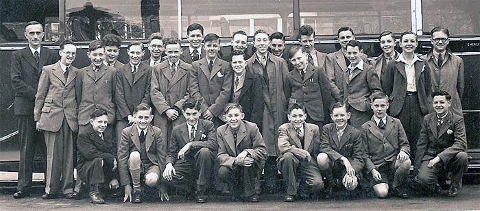 1949-Trip-To-Switzerland