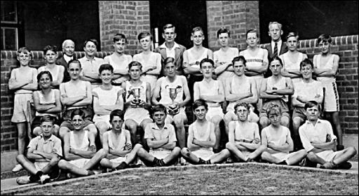 1935 Athletics Team