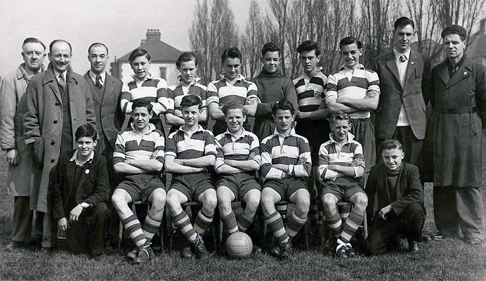 1948-49-Ilford-Boys-Football-Team