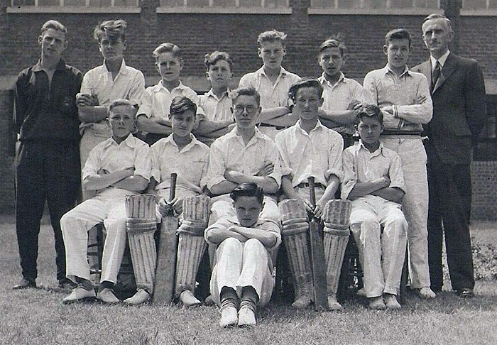 1950-Cricket-Team
