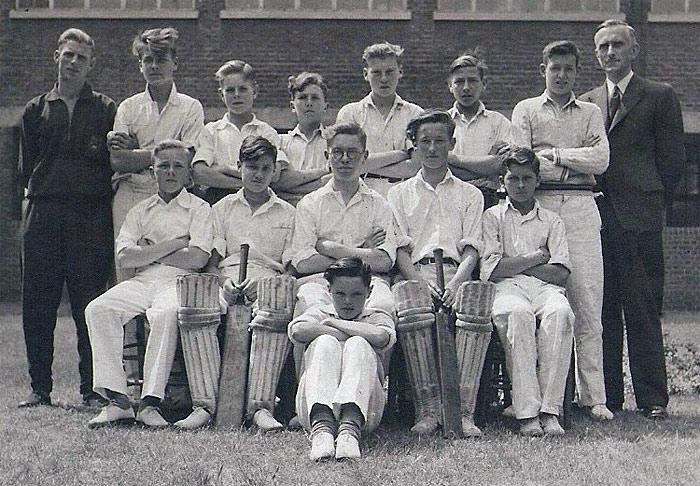 1950-Cricket-Team