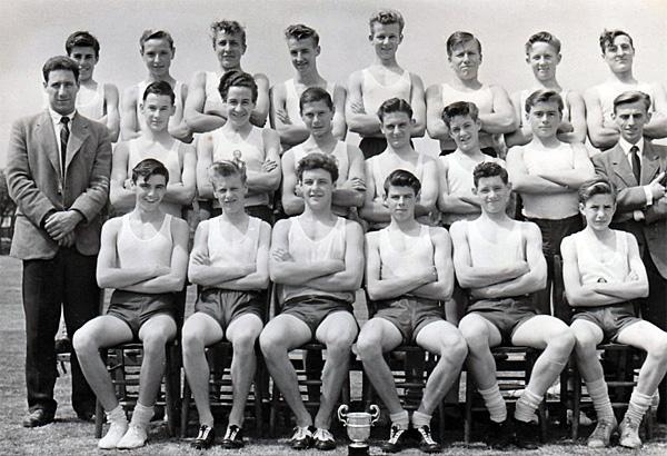 1959 Athletics Team