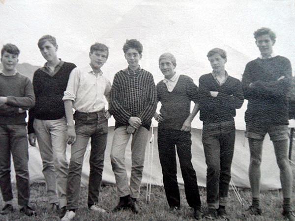 1965-66-Camping-Trip