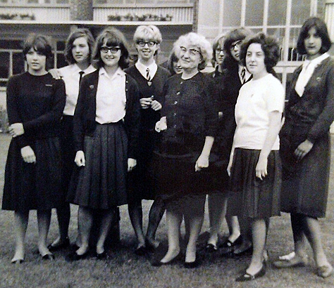 1965 Mayfield Girls