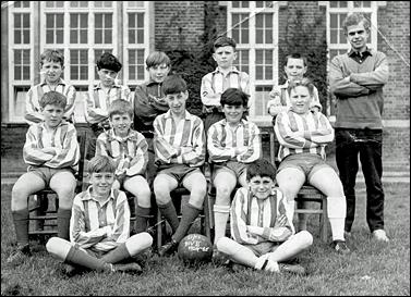 Mayfield football team