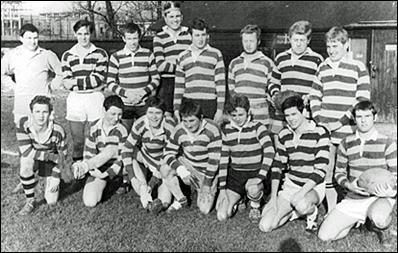 Mayfield Youth Club Rugby Team
